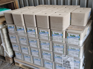 SALIT mineral nyalósó